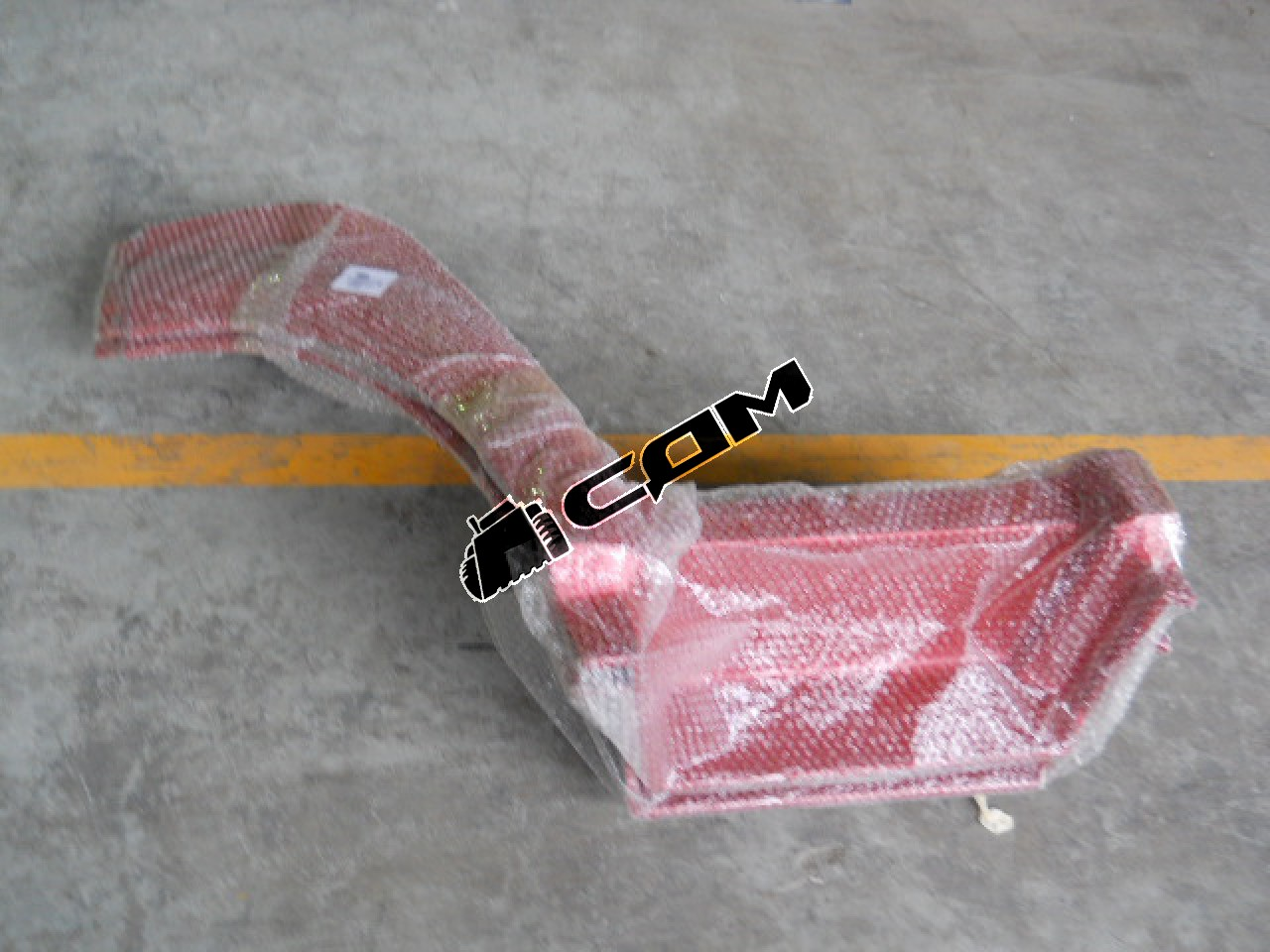 Крыло кабины правое длинное (нового образца) Euro 3 HOWO  WG1642230106